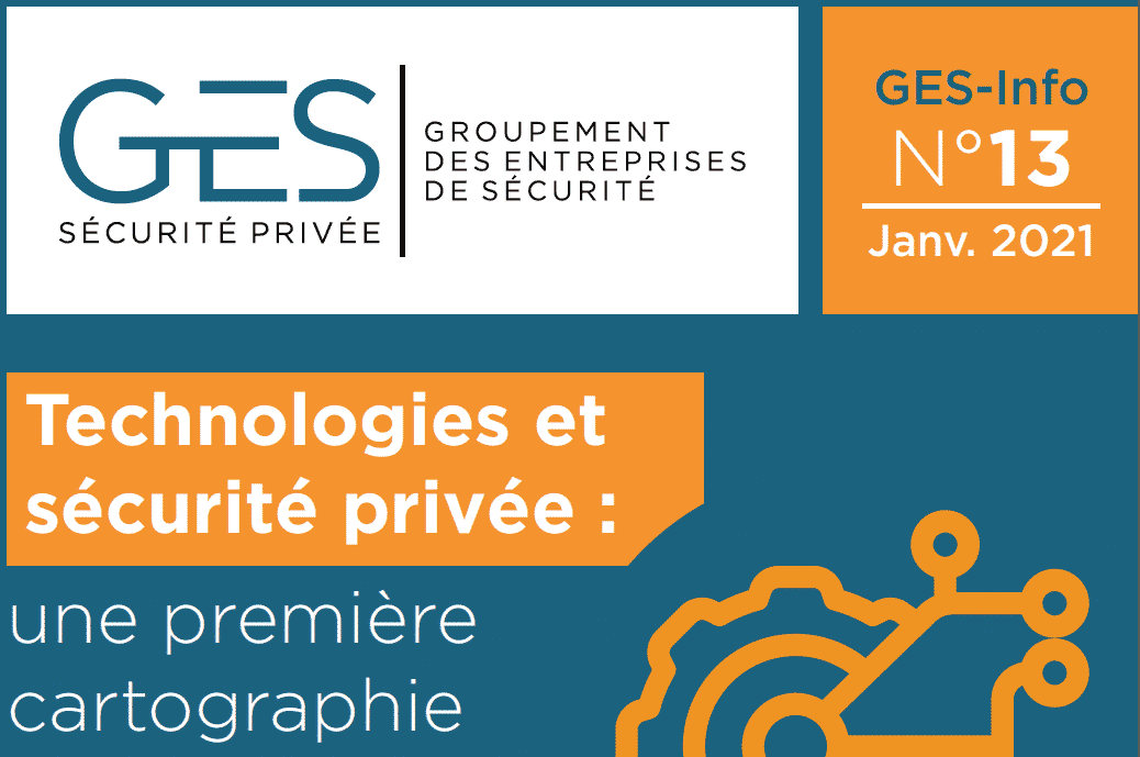GES Info 13 - Technologie et sécurité privée